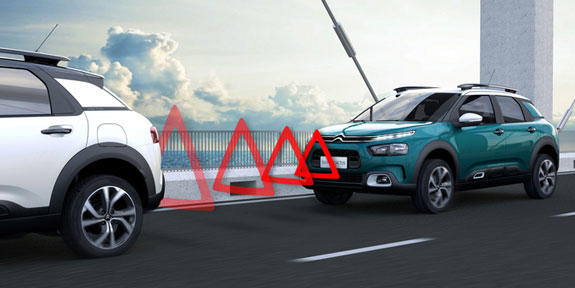 C4 cactus Active Safety Brake